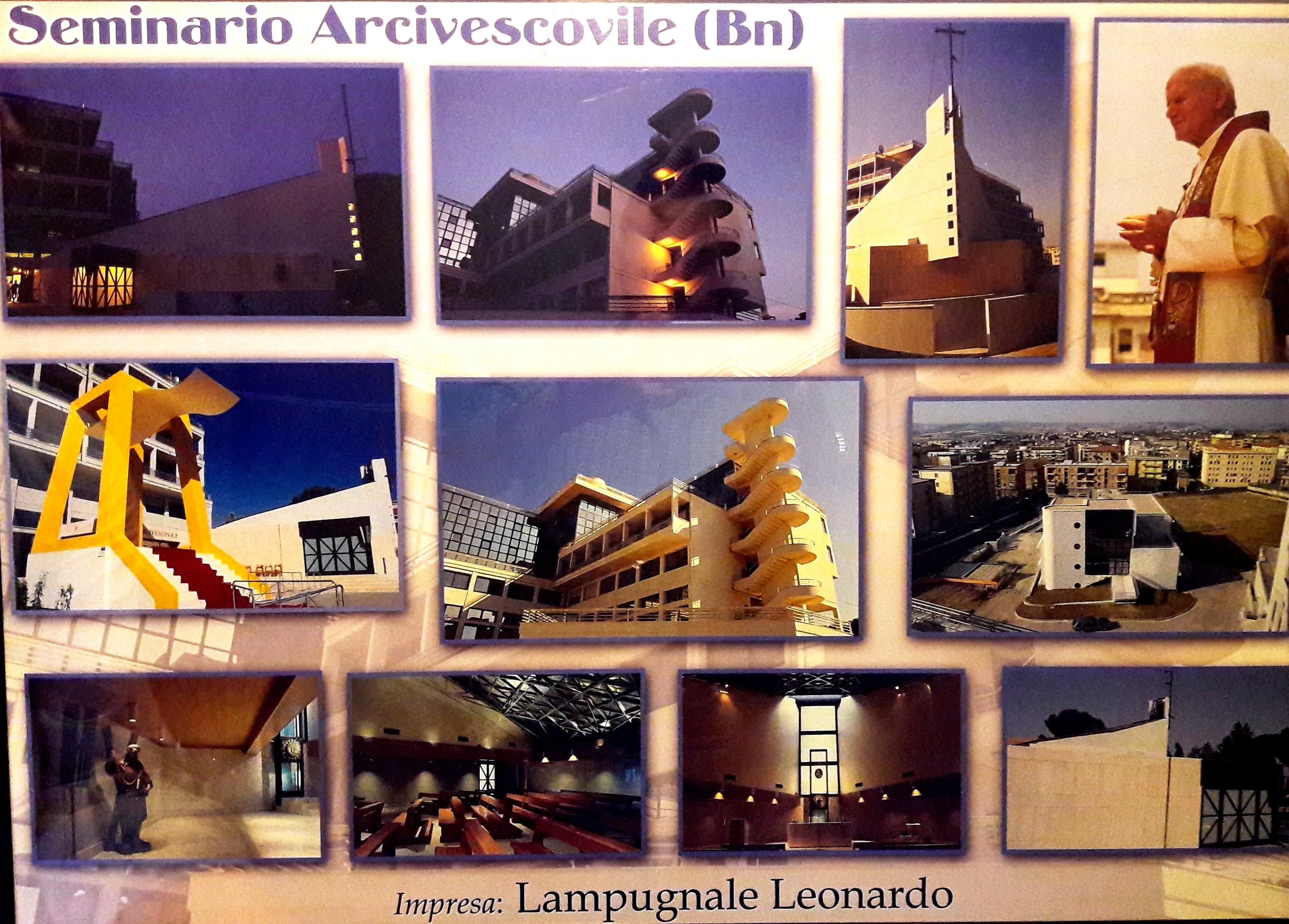 SEMINARIO ARCIVESCOVILE BN - 1990